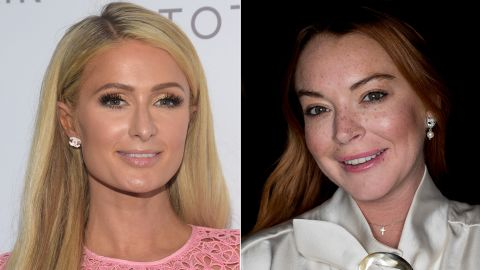 """Paris Hilton, left, and Lindsay Lohan's beef dates back to 2006 when Lohan was <a href=""""https://people.com/celebrity/lindsay-gets-cozy-with-pariss-ex/"""" target=""""_blank"""" target=""""_blank"""">reportedly linked to Hilton's ex, Greek shipping heir Stavros Niarchos. </a>There was shade over the years with Lohan remarking on Hilton's famous sex tape that same year and Hilton joking about Lohan """"stealing the earrings"""" in 2011. In July 2018 Hilton started fans buzzing again about their frenemy status after she called Lohan a """"pathological liar"""" on social media."""