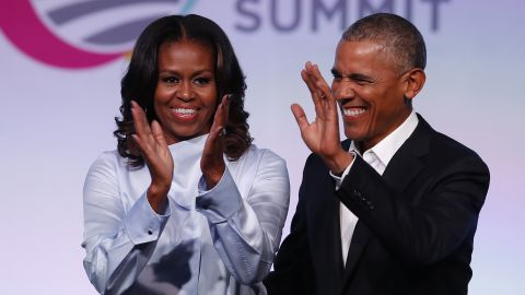 The Obamas have announced a slate of programs for Netflix