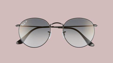 "<strong>Ray-Ban 53mm PolarizedRound Sunglasses ($135.90, originally $203, </strong><a href=""https://click.linksynergy.com/deeplink?id=Fr/49/7rhGg&mid=1237&u1=0720anniversarysale&murl=https%3A%2F%2Fshop.nordstrom.com%2Fs%2Fray-ban-53mm-polarized-round-sunglasses%2F4937054%3Forigin%3Dcategory-personalizedsort%26breadcrumb%3DHome%252FAnniversary%2520Sale%252FWomen%26color%3Dblack%2520gradient"" target=""_blank"" target=""_blank""><strong>nordstrom.com</strong></a><strong>)</strong>"