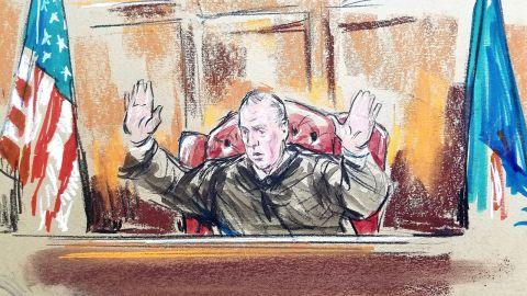 Judge T.S. Ellis