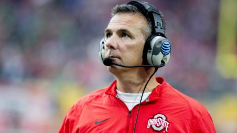 Urban Meyer, pictured in 2016.