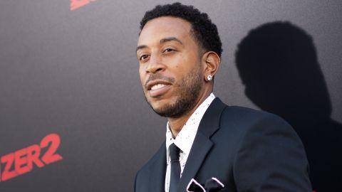 """I got this,"" said Chris ""Ludacris"" Bridges, according to a grocery shopper Therra Gwyn Jaramillo."