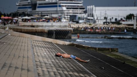 Europe experienced its hottest August on record in 2018, when another heat wave scorched the continent.
