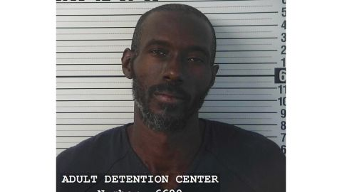 Lucas Morten stands charged with harboring a fugitive.