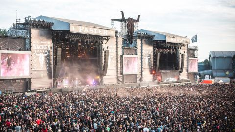 Wacken Open Air festival has attracted heavy metal fans from around the world since 1990.