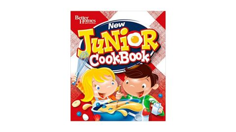 The Better Homes and Gardens New Junior Cookbook