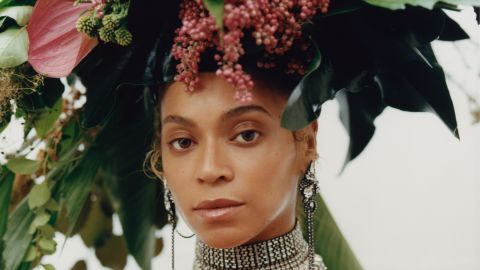 Beyoncé by photographer Tyler Mitchell for Vogue