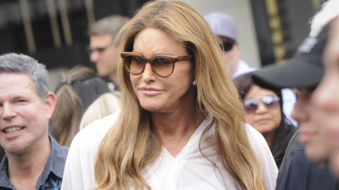 BEVERLY HILLS, CA - JUNE 17:  Caitlyn Jenner attends Rodeo Drive Concours d'Elegance Father's Day Car Show on June 17, 2018 in Beverly Hills, California.  (Photo by Vivien Killilea/Getty Images for Rodeo Drive Concours d'Elegance)