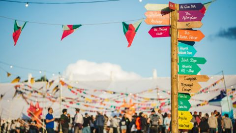Some 8,000 WeWork employees from around the world descended on a bucolic pasture in England last August for Summer Camp.