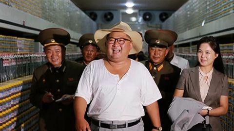 Kim Jong Un tshirt