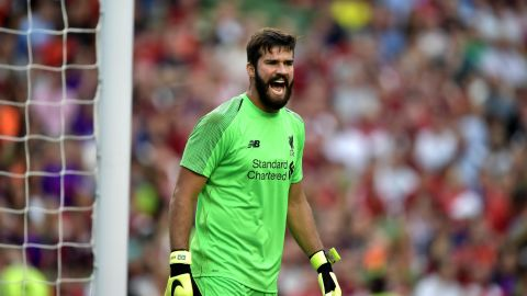 You wait 17 years for a world record then two come along almost at once ... Gianluigi Buffon was the world's most expensive footballer for 17 years before Liverpool paid a then record $68 million for Brazil No.1 Alisson in July. Alisson's tenure as the world's priciest keeper was short lived however thanks to Chelsea's purchase of Kepa.