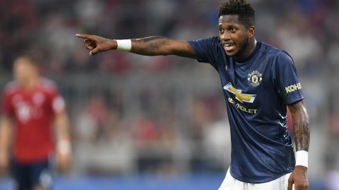 """Manchester United manager Jose Mourinho has predicted a """"difficult season"""" for his team after a relatively quiet transfer window. But United have made one prominent purchase, bringing in Brazilian midfielder Fred for $60 million."""