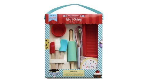 Handstand Kitchen 17-Piece Introduction to Real Baking Set
