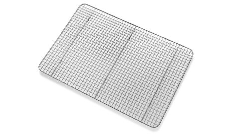 """<strong>Bellemain Cooling Rack ($12.50; </strong><a href=""""https://amzn.to/2AY8SCd"""" target=""""_blank"""" target=""""_blank""""><strong>amazon.com</strong></a><strong>)</strong>"""