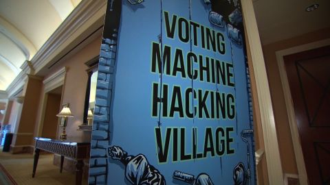 Voter Machine Hacking at Defcon Conference