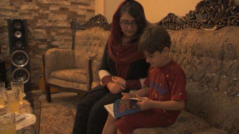 Iran sanctions impact ordinary families.