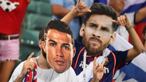 Ronaldo's move to Italy will also provide a new twist in his rivalry with Barcelona's Lionel Messi.
