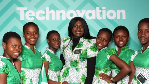 Africa is brimming with innovative ideas. These schoolgirls from Nigeria have won the 2018 Technovation Challenge for their app that detects counterfeit medicine.<br /><br /><strong><em>Scroll through to discover the inventions and innovations coming out of Africa.</em></strong>