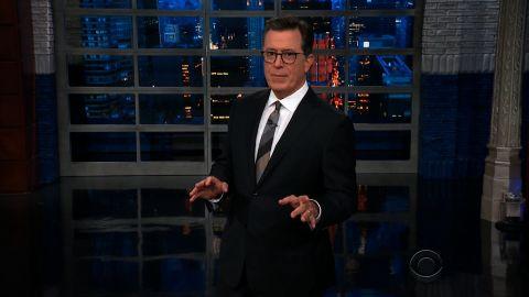 Colbert on Omarosa