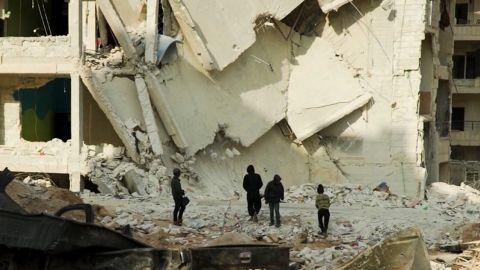 rebuild syria