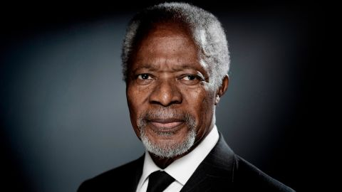 """<a href=""""https://www.cnn.com/2018/08/18/africa/kofi-annan-obit-intl/index.html"""" target=""""_blank"""">Kofi Annan</a>, the first black African to lead the United Nations, died August 18 at the age of 80. He served as the UN's Secretary-General from 1997 to 2006. His efforts to secure a more peaceful world brought him and the UN the Nobel Peace Prize in 2001."""