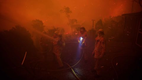 Australia has long battled bushfires, but scientists say climate change has made them more severe.