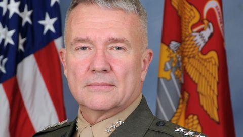 Lt. Gen. Kenneth F. McKenzie Jr.