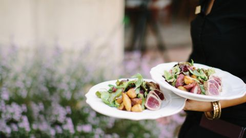 Cal-A-Vie outside of San Diego offers garden-fresh gourmet cuisine to fuel you through days of fitness classes and spa treatments.