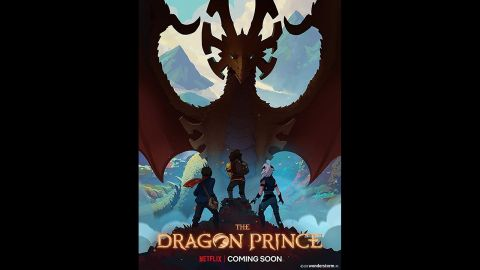 """<strong>""""The Dragon Prince""""</strong>: Two human princes and an elven assassin team up on an epic quest to bring peace to their warring lands after making an extraordinary discovery in this children' sci-fi fantasy series.<strong> (Netflix)</strong>"""