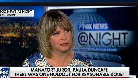 Juror Manafort