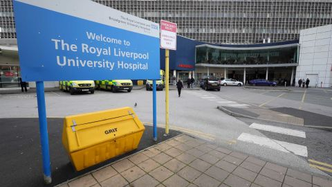 The second patient is being treated by a specialist unit at the Royal Liverpool University Hospital.