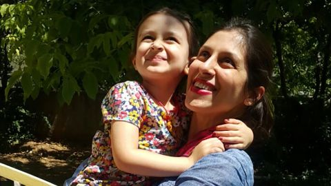 Nazanin took the decision to go on hunger strike after her daughter Gabriella turned five while she remains incarcerated in Iran.