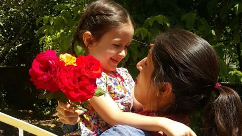 """Nazanin is currently serving a five-year prison sentence after being convicted of """"membership of an illegal group."""""""