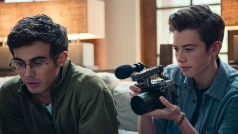 """<strong>""""American Vandal"""" Season 2</strong> : This true-crime satire revolves around a high school rocked by an act of vandalism -- and a main suspect who pleads innocence and finds an ally in a filmmaker. <strong>(Netflix) </strong>"""
