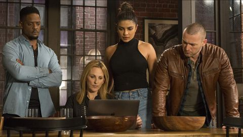 """<strong>""""Quantico"""" Season </strong>3  Priyanka Chopra stars in this thriller-drama series about a  former FBI agent/ former CIA analyst looking to clear her name. <strong>(Netflix) </strong>"""