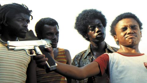 """<strong>""""City of God""""</strong>: This 2002 crime film -- set in the Brazilian suburb of  Rio de Janeiro -- won critical acclaim and used actual residents of the area as actors in the movie. <strong>(Hulu) </strong>"""