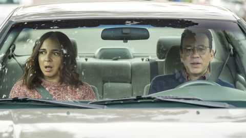 """<strong>""""Forever""""</strong>:  June (Maya Rudolph) and Oscar (Fred Armisen) live a predictable wedded life until they suddenly find themselves in a completely unexpected situation, raising questions about love and marriage. <strong>(Amazon Prime) </strong>"""