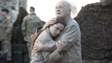 """<strong>""""King Lear""""</strong>: Anthony Hopkins stars in this more-modern take on the classic Shakespeare play.  <strong>(Amazon Prime) </strong>"""