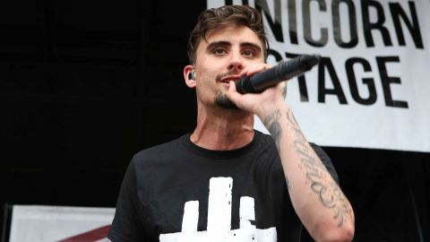 """<a href=""""https://www.cnn.com/2018/08/25/entertainment/kyle-pavone-we-came-as-romans-died/index.html"""" target=""""_blank"""">Kyle Pavone</a>, a vocalist for the rock band We Came as Romans, died August 25, according to a statement on the band's Twitter account. He was 28."""