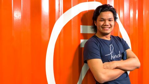 Terence Kwok founded Tink Labs in 2012.