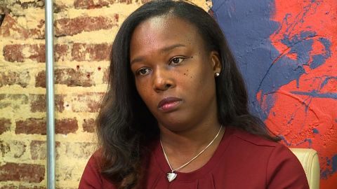Nicole Suiter, the wife of late Baltimore Police Department Detective Sean Suiter spoke to CNN affiliate WMAR on August 2018. An independent review board determined her husband died of suicide. Initially, police had considered his November 2017 a suicide.