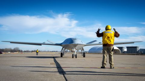 Boeing's MQ-25 unmanned aerial refueler, known as T1, is currently being tested at Boeing's St. Louis site. T1 has completed engine runs and deck handling demonstrations designed to prove the agility and ability of the aircraft to move around within the tight confines of a carrier deck.