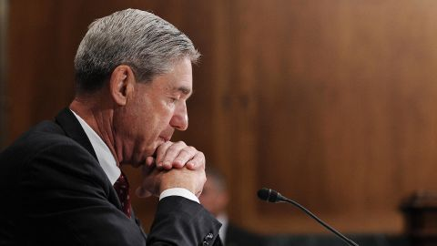 FBI Director Robert S. Mueller III testifies before the Senate Judiciary Committees FBI Oversight hearing at the Capitol Hill in Washington, DC, on September 16, 2009. AFP PHOTO/Jewel SAMAD (Photo credit should read JEWEL SAMAD/AFP/Getty Images)