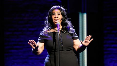 Aretha Franklin died in August at age 76 of pancreatic cancer.