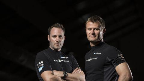 Jes Gram-Hansen (L.) and Rasmus Køstner.