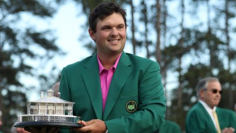 """Masters champion <strong>Patrick Reed</strong> qualified in fourth for a third straight appearance at the Ryder Cup. Reed won a dramatic duel with Rory McIlroy at Hazeltine two years ago and has been dubbed """"Captain America"""" for his Ryder Cup prowess."""