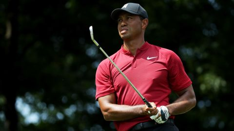 Former world No. 1 <strong>Tiger Woods</strong> was already confirmed for Paris as an assistant to captain Jim Furyk, but Woods' form this season on his return from spine fusion surgery has been too good to ignore. The 42-year-old narrowly missed out on automatic qualification, but a tied sixth finish at the British Open and second in the US PGA last month sealed an eighth Ryder Cup spot.