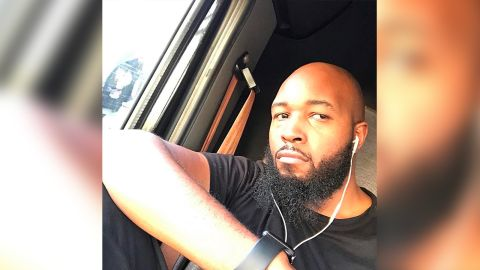 David Jones was killed in June 2017.
