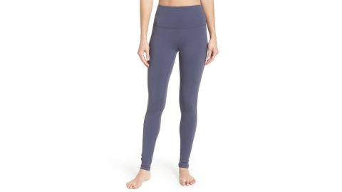 """<strong>Live In High Waist Leggings ($54; </strong><a href=""""https://click.linksynergy.com/deeplink?id=Fr/49/7rhGg&mid=1237&u1=0308popularproducts&murl=https%3A%2F%2Fshop.nordstrom.com%2Fs%2Fzella-live-in-high-waist-leggings%2F4312529%3Forigin%3Dkeywordsearch-personalizedsort%26breadcrumb%3DHome%252FAll%2520Results%26color%3Dnavy%2520maritime"""" target=""""_blank"""" target=""""_blank""""><strong>nordstrom.com</strong></a><strong>)</strong>"""