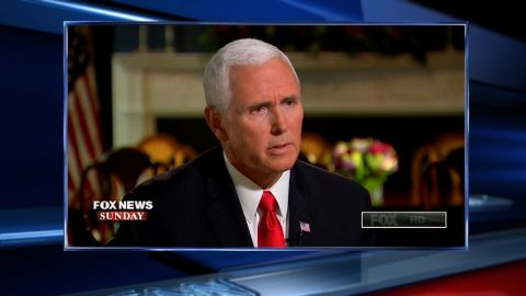 Mike Pence intv